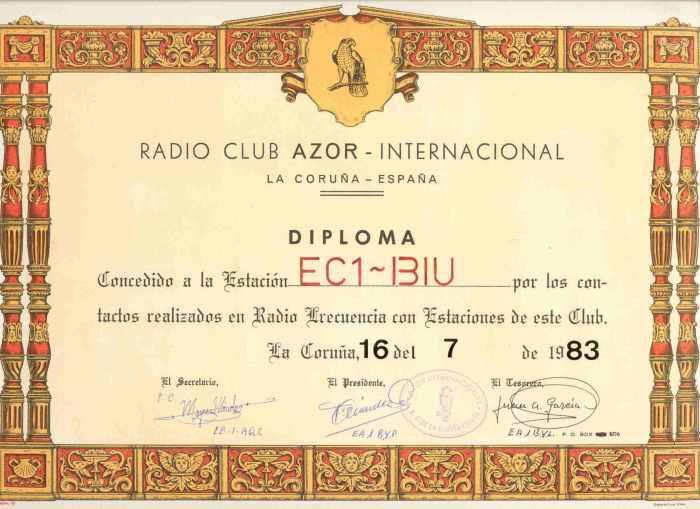 Radioclub Azor