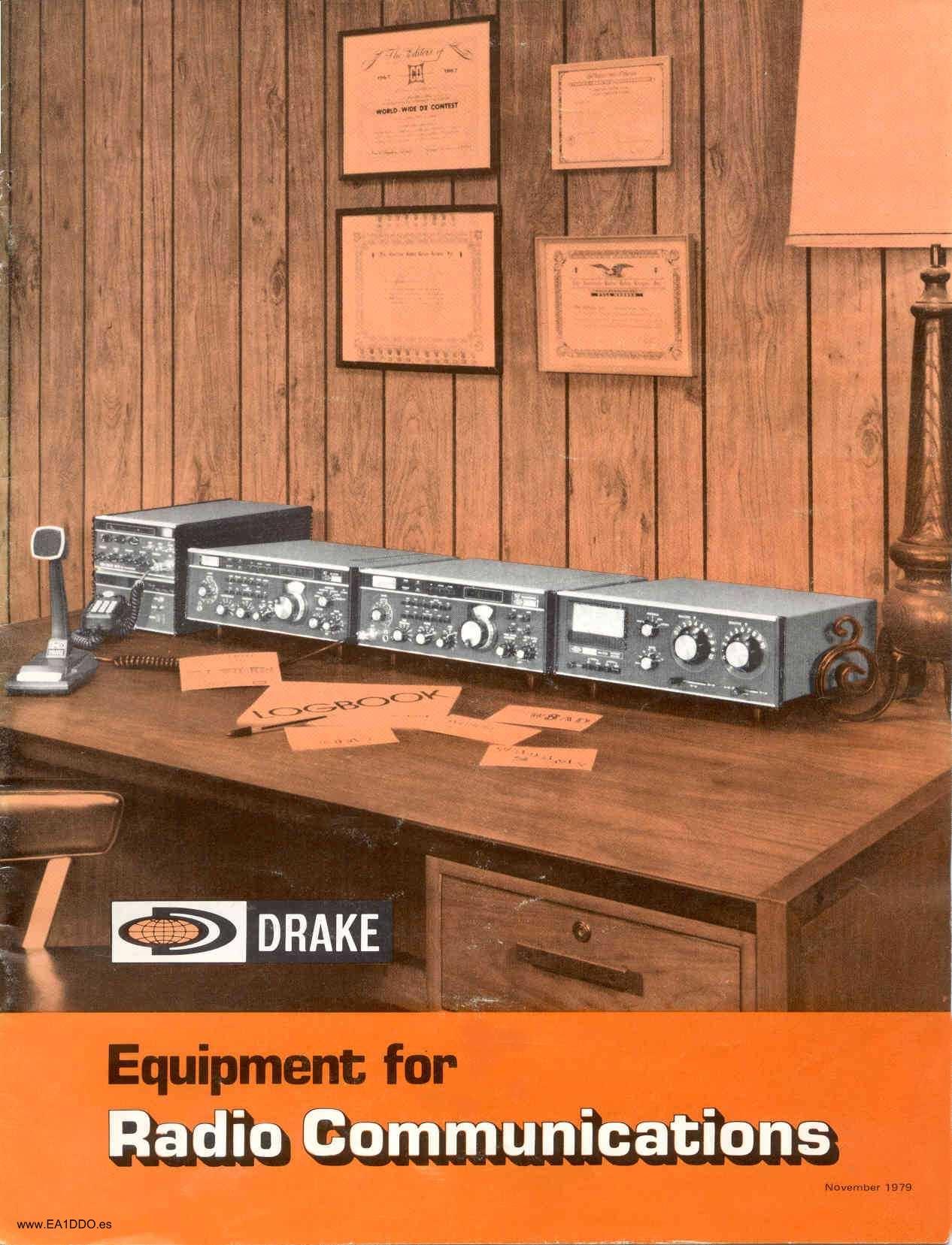 Drake, drake ham radio, drake radio, drake tr7, drake tr-7, drake